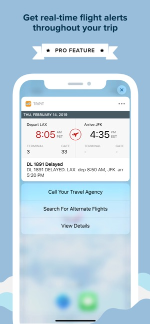 tripit travel planner on the app store