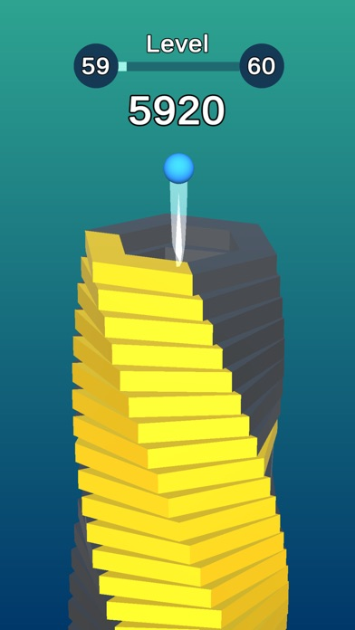 Stack Fall screenshot 1