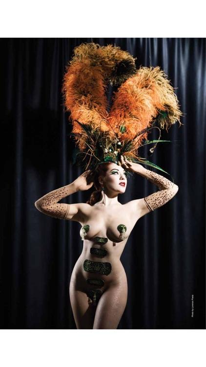 Burlesque Bible - The World No1 magazine for EVERYTHING burlesque screenshot-4