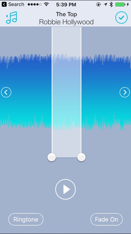 Ringtone Designer Pro 2.0 screenshot-3