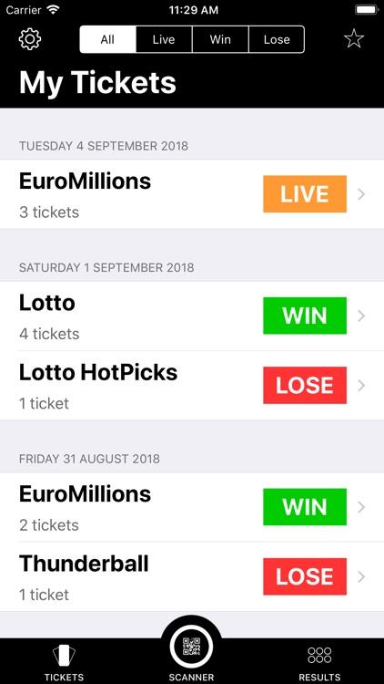 Lotto Lens screenshot-7