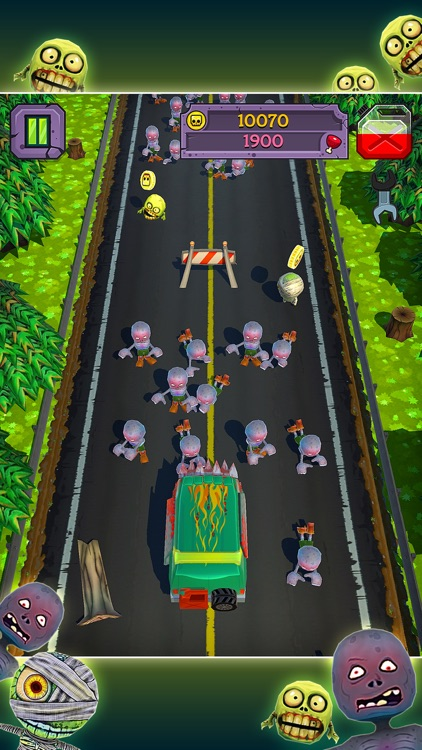 Truck Zombie Game