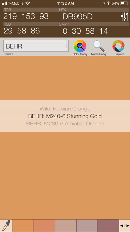 Color Query Pro screenshot-2