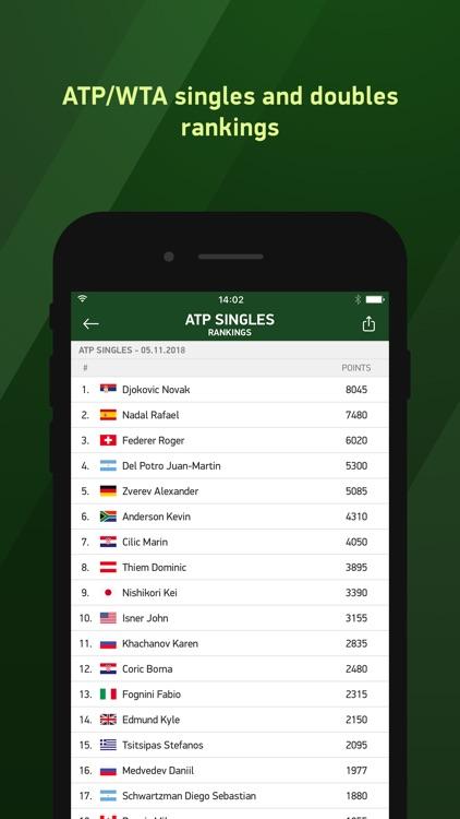 Tennis 24 - tennis live scores screenshot-4
