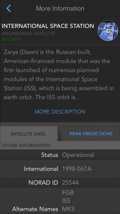 SkyView® Satellite Guide screenshot-4