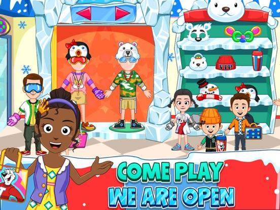 My Town : ICEME Amusement Park screenshot 10