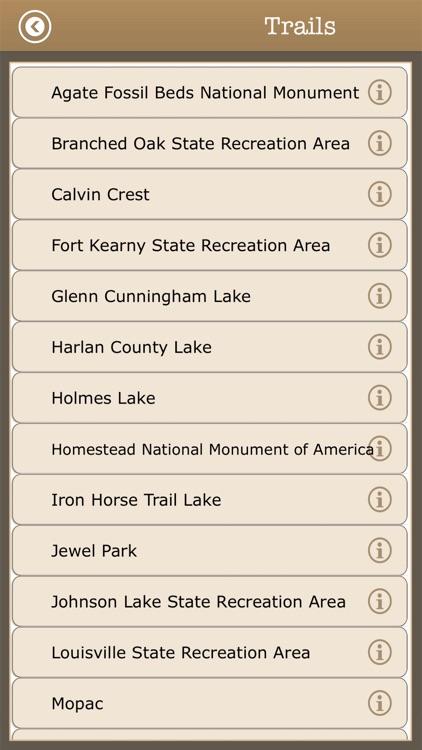 Best - Nebraska Camps & Trails screenshot-3