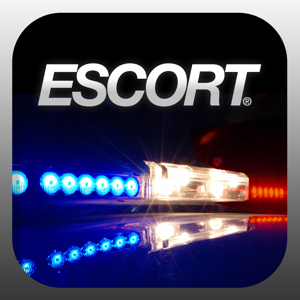 Escort Live Radar app