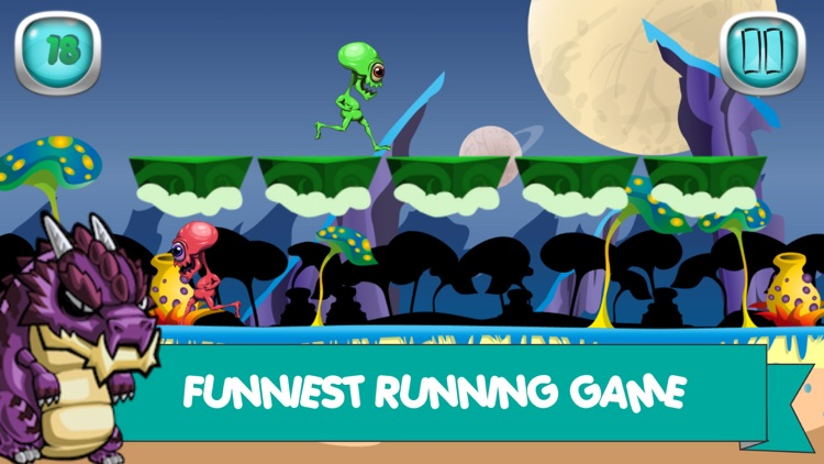 Run Alien Run screenshot-1