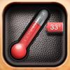 Asistente del termómetro