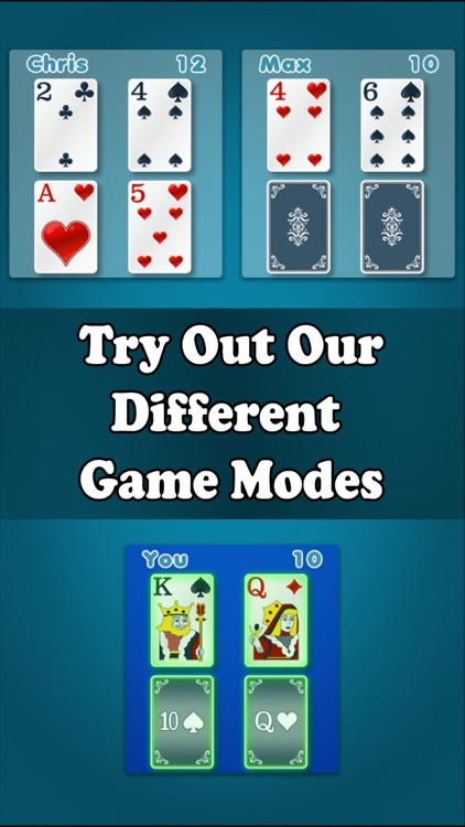 The Golf Card Game screenshot-3