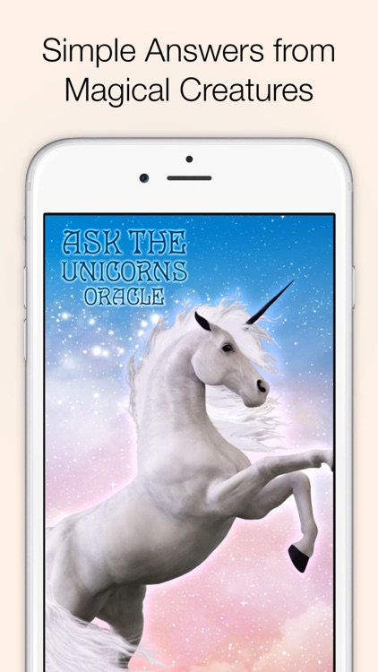 Ask the Unicorns Oracle Cards screenshot-0