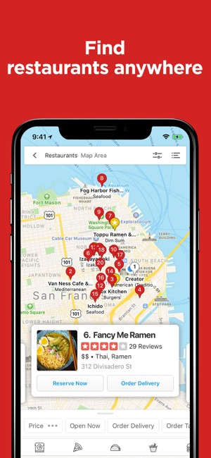 Yelp: Local Food & Services on the App Store