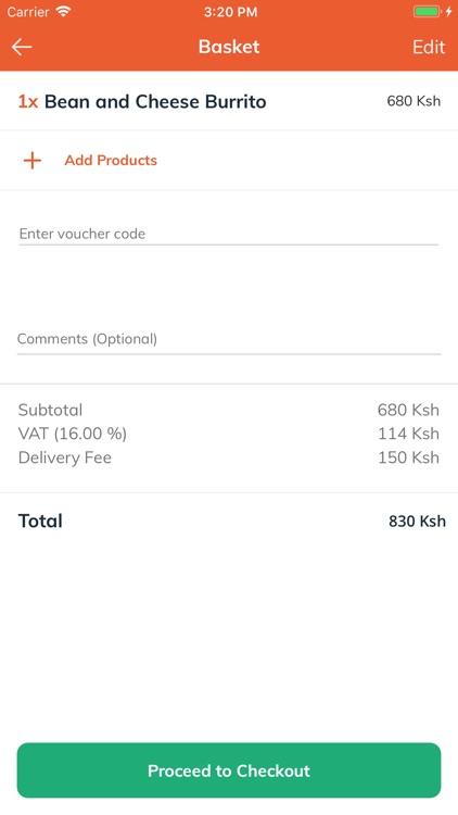 Jumia Food - Food delivery screenshot-4