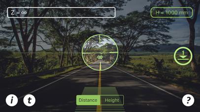 Telemeter. Distance and Height screenshot 3