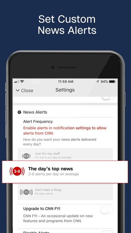CNN: Breaking US & World News screenshot-3