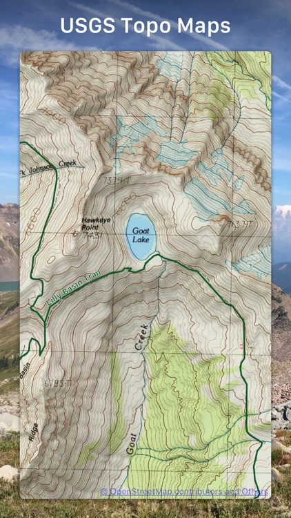 Topo Maps+ screenshot-4