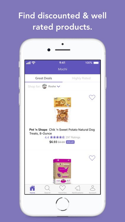 Mochi: Pet Supplies for Amazon