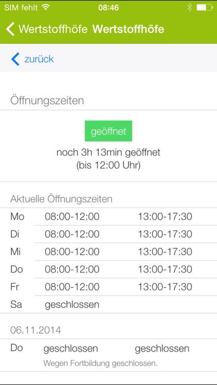 Abfall-App Abfall+ screenshot-4