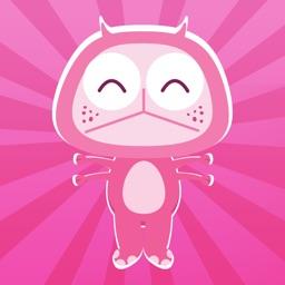 Cute Monster Emoji Pack