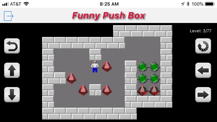 Funny Push Box - KSokoban screenshot-4