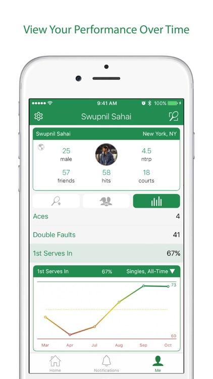 Swing Tennis Score Tracker screenshot-4