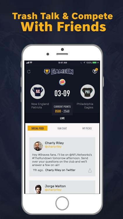 GameOn - Sports Picks