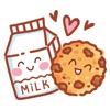 Cookies Milk & Coffee love - iPhoneアプリ