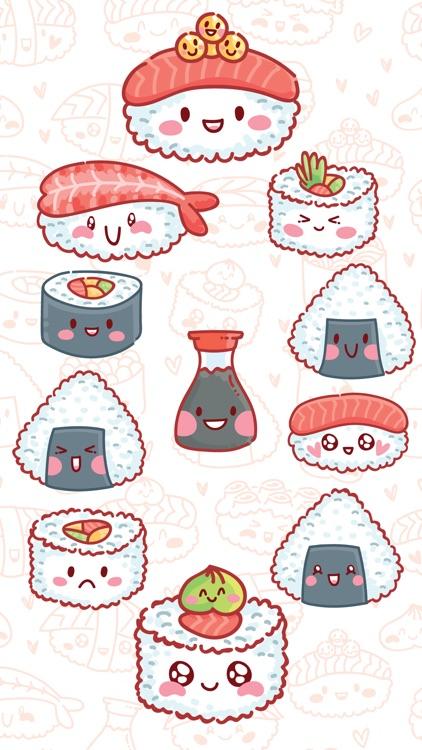 Sushi friends!