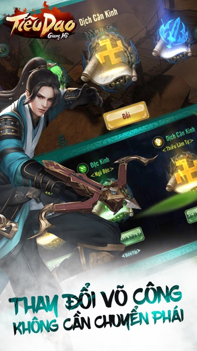 Tiêu Dao Giang Hồ 3D 3.0.14 IOS