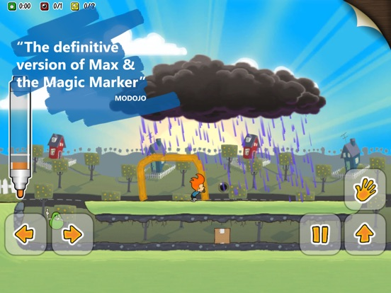 Max & the Magic Marker - Remastered на iPad