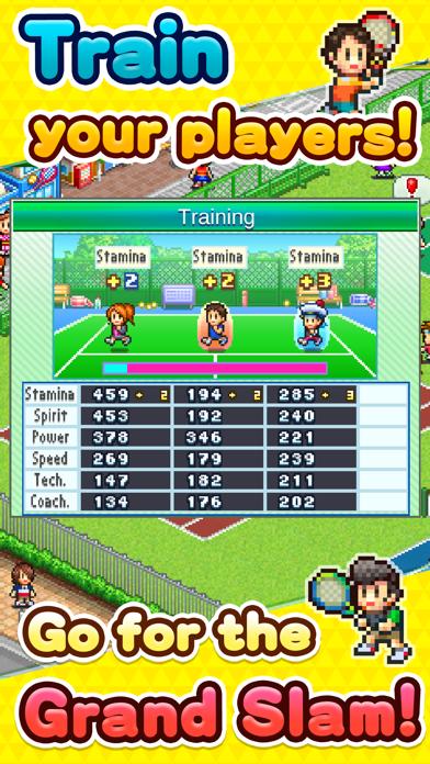 Tennis Club Storyのおすすめ画像3
