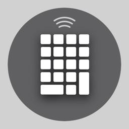 Remote KeyPad + NumPad for Mac