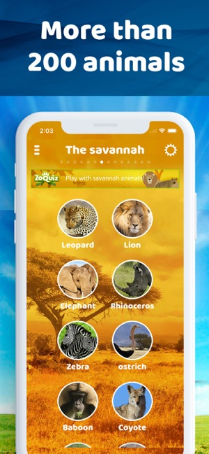 Animal sounds - Images, Noises on the App Store