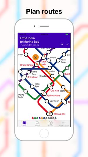 Explore Singapore on the App Store