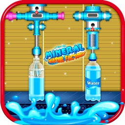 Mineral Water Factory - Clean Water Maker
