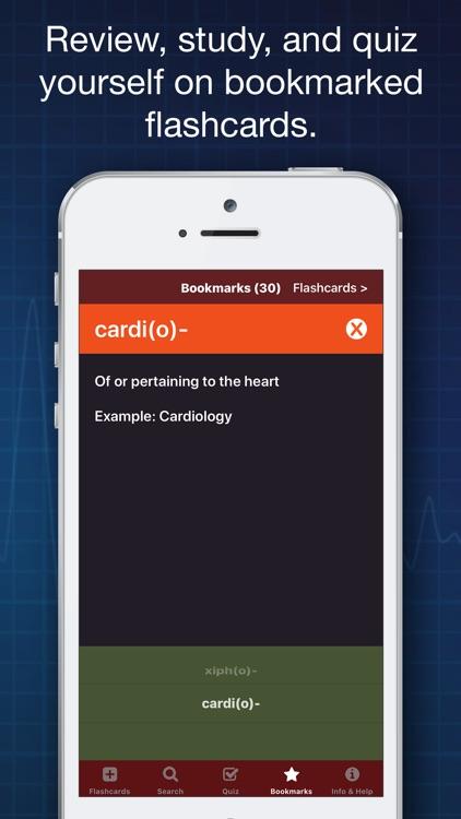 Medical Prefixes & Suffixes screenshot-4