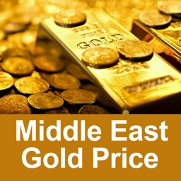 Gold Price Live in Gulf