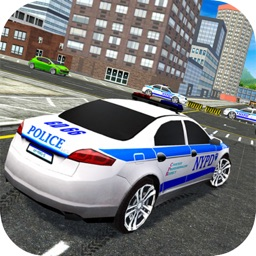 Police Car Driving Master