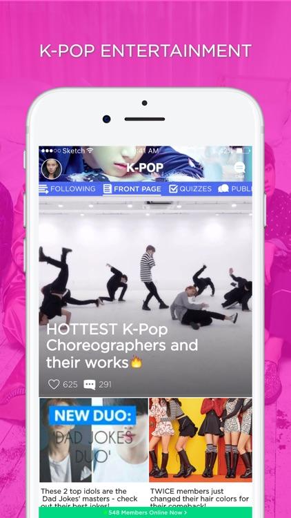 KPOP Amino for K-Pop