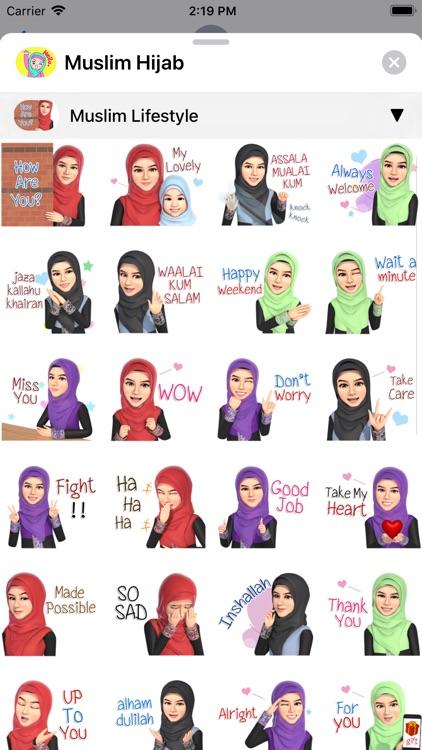 Muslim Hijab screenshot-3