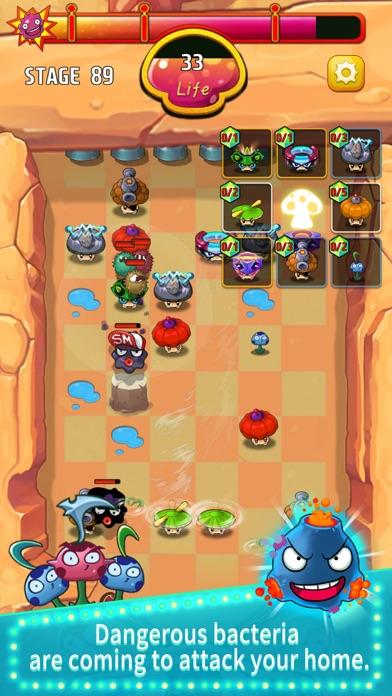 Super Mushroom VS Bacteria screenshot 3