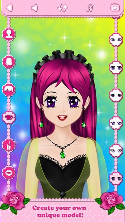 Makeup Makeover Dress Up Games