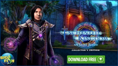 Enchanted Kingdom: A Dark Seed screenshot 5