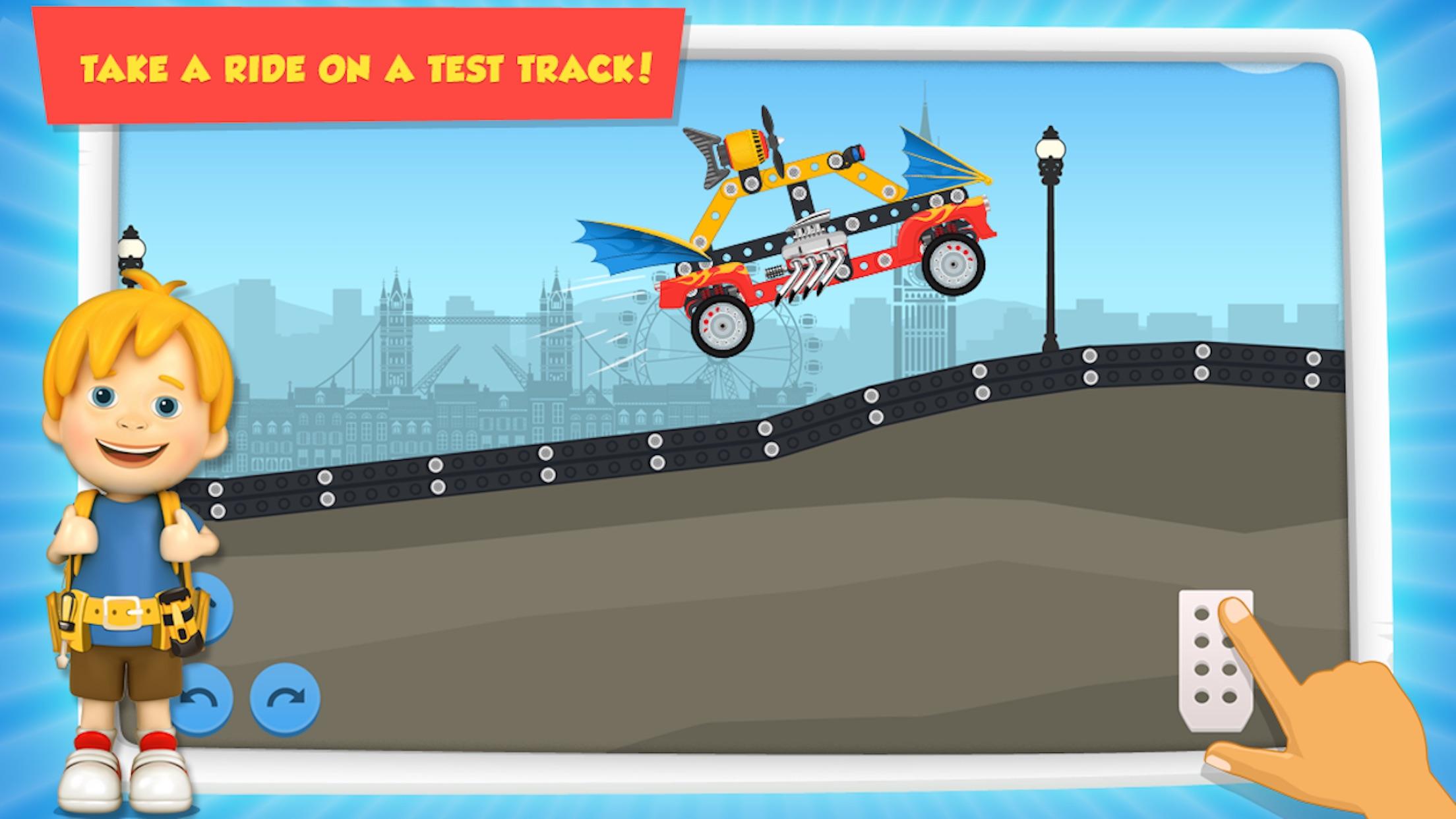 Car Maker Games: Fun Simulator Screenshot
