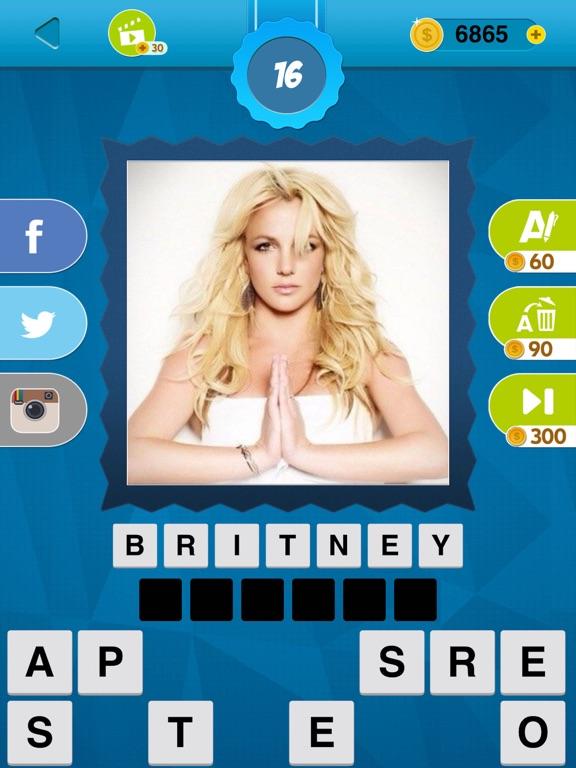 600 Celebs - Celebrity Guess Quiz для iPad
