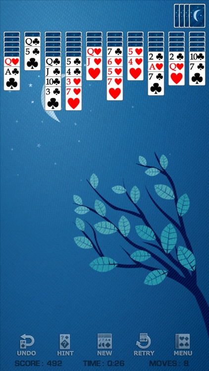 Spider Solitaire ▹