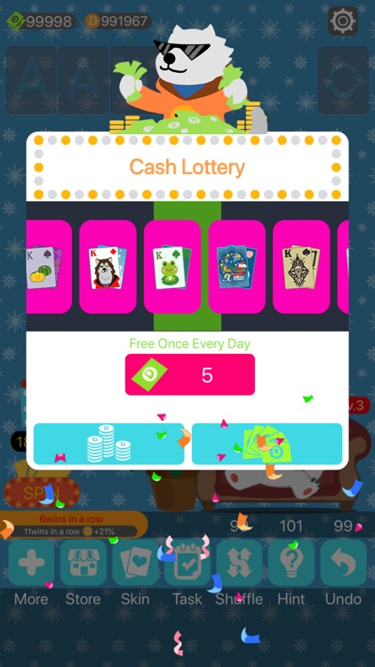 Solitaire - Card Collection screenshot-9