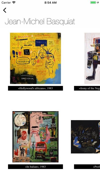 Artroom - paintings, artists