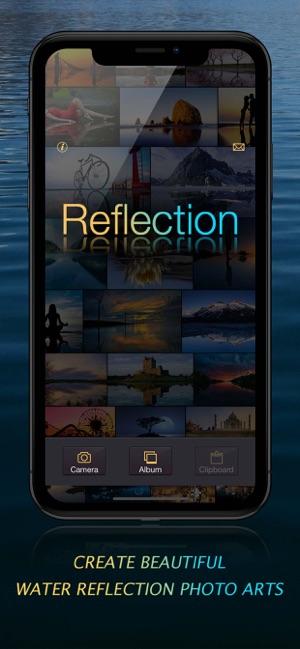 Reflection Pro - Water Photo Screenshot